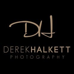 Knoxville Wedding Photographer | Derek Halkett Photography Logo